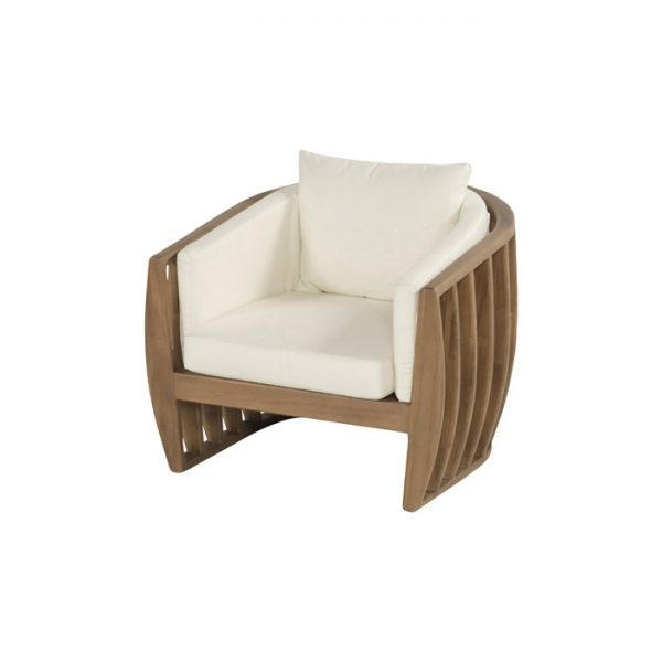 BELANDA LOUNGE CHAIR TEAK