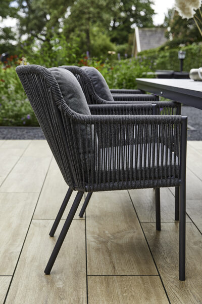 CAIRO DINING CHAIR ROPE AMBIANCE HARTMAN