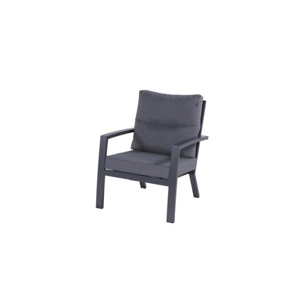 CANBERRA LOUNGE CHAIR XERIX ALU