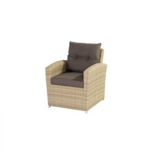 CANTERBURY LOUNGE CHAIR SUNNY CREAM