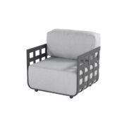 CESTELLI LOUNGE CHAIR CHARCOAL