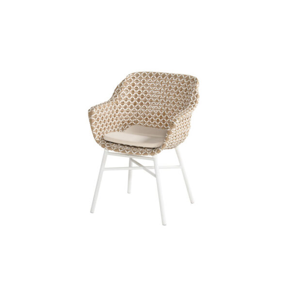 DELPHINE DINING CHAIR HONEY