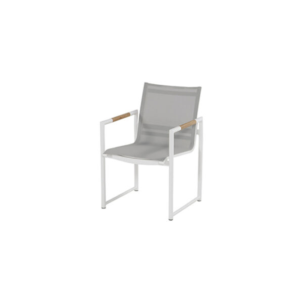 FONTAINE-DINING-CHAIR-WHITE-ALU