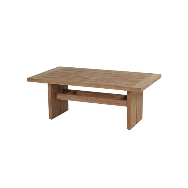 NICOLE TEAK COFFEE TABLE