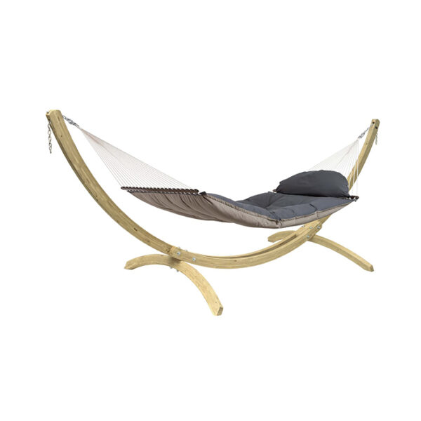 OLYMPIC STAND WITH FAT HAMMOCK