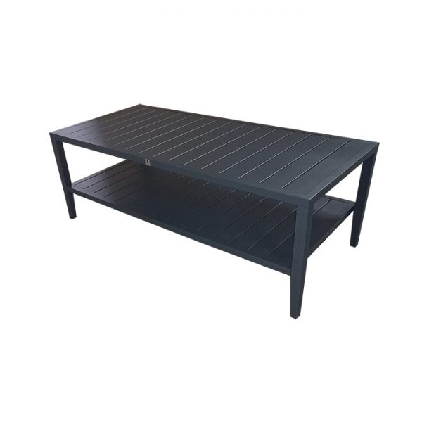 PALLAZO COFFEE TABLE ANTHRACITE ALU