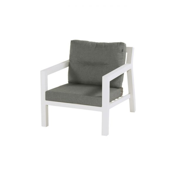 PORTO RICO LOUNGE CHAIR WHITE