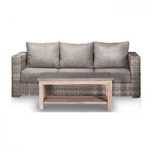 SANTANDER 3 SEATER SOFA MEXICAN SAND