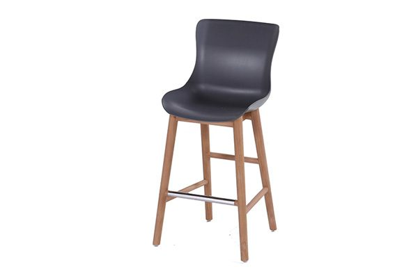 SOPHIE BAR STOOL TEAK XERIX