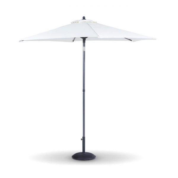 brussel-umbrella- 250cm-ecru