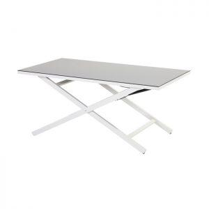 cannes coffee table adjustable 138x80x37-69cm