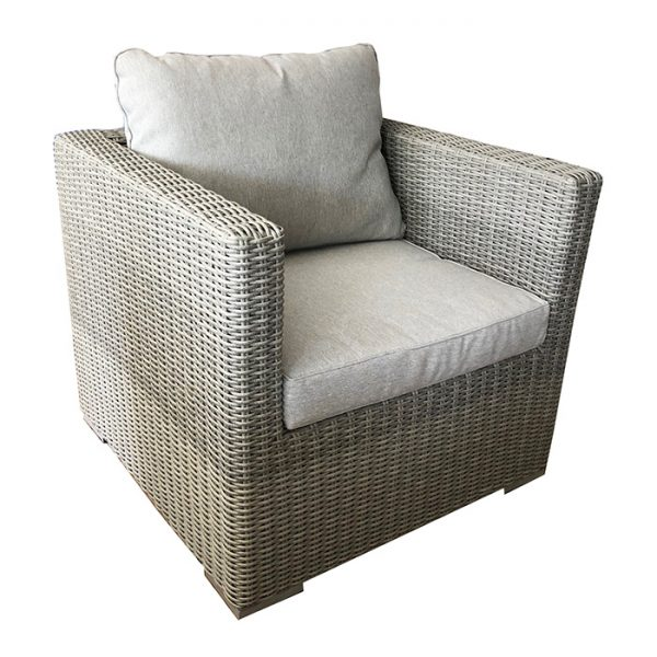 ferrara lounge chair grey