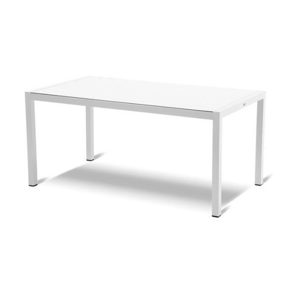 sophie element table 170x90cm white hpl top