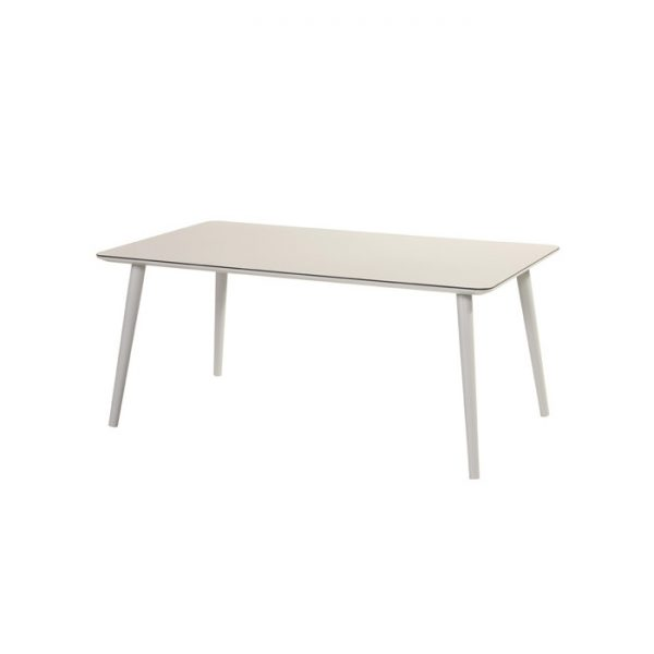 sophie misty grey table 170x100cm