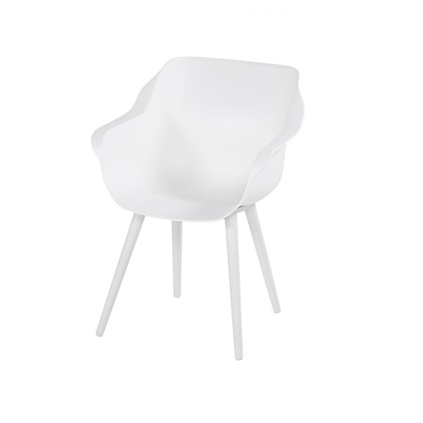 sophie studio chair white