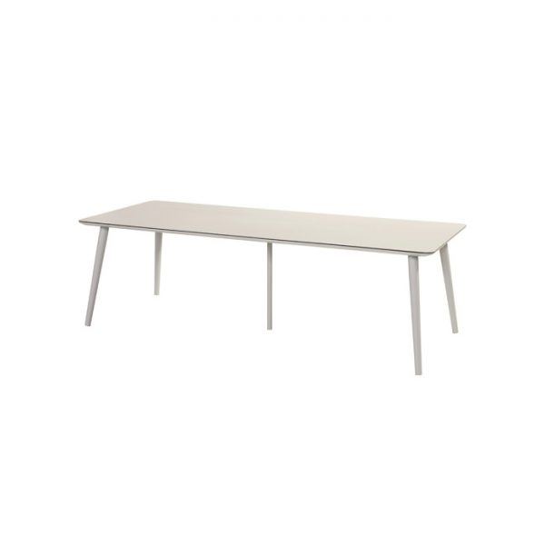 sophie table 240x100cm misty grey