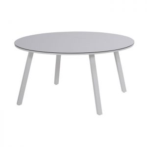 sophie table round 150cm misty grey