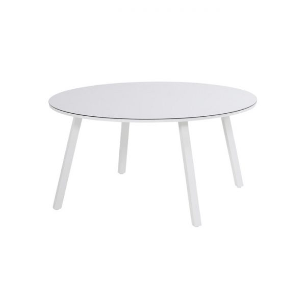 sophie table round 150cm white