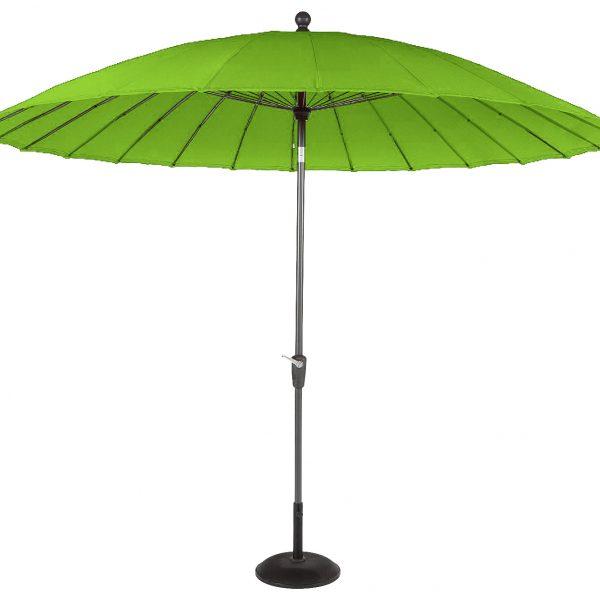 tahiti umbrella 3m new green